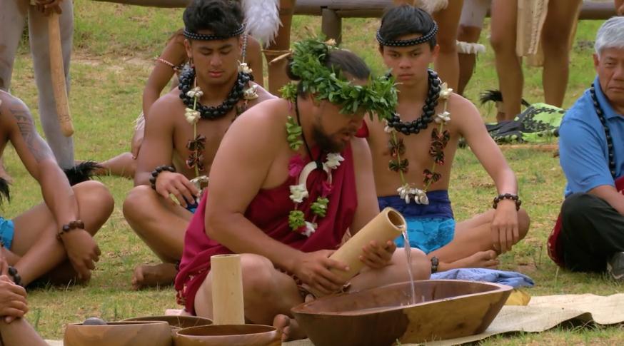 Worldwide Voyage | Rapa Nui Arrival: ʻAwa Ceremony
