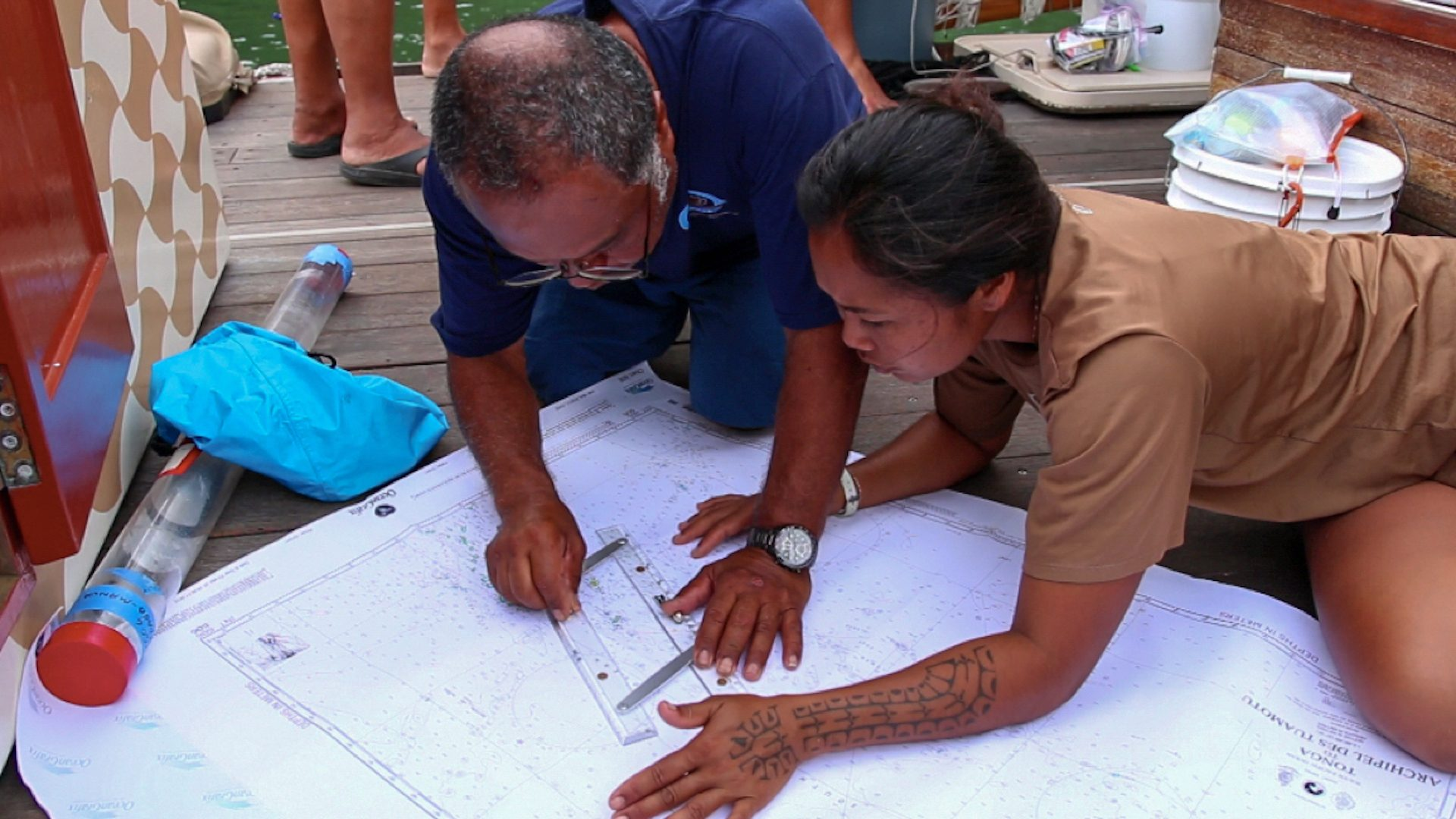 Homecoming Reflection with Scott Kanda: WWV L2 (Tahiti to Samoa)