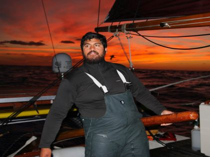 Homecoming Reflection with Jason Patterson: WWV Leg 10 (Aotearoa to Tahiti)