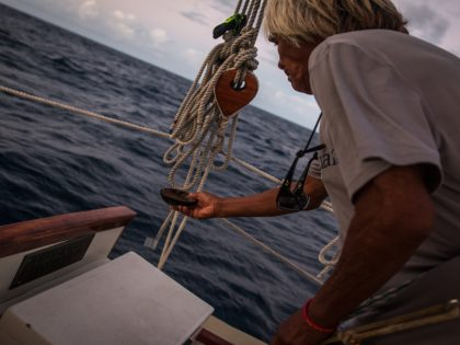 Homecoming Reflection with Justyn Ah Chong: WWV Leg 17 (Brazil to the Virgin Islands)