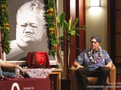 Nā Mamo Aloha Na Keʻelikōlani – Haʻiʻōlelo & Pānela