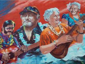 Mele Murals – Waimanalo Elementary & Intermediate School