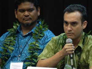 Panel: A Place for Hawaiian Language in Conservation
