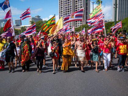 Oct. 5, 2019 – Kūkahi Aloha ʻĀina Unity March – Oʻahu