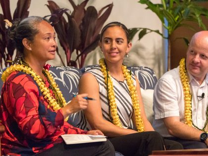 2019 Mokuola Honua Symposium: Our Indigenous Languages Panel