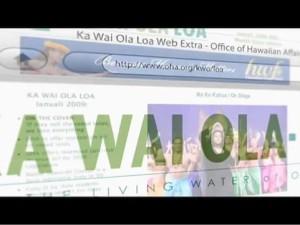 ʻĀhaʻi ʻŌlelo Ola – May 3, 2009
