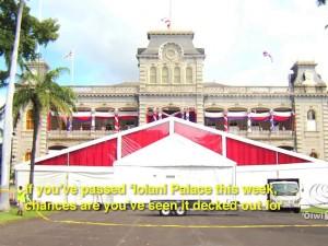ʻIolani Palace Recreates Royal Ball