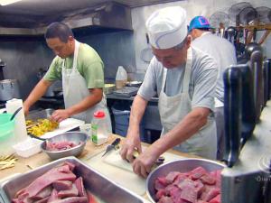 Kawamoto: Instilling Ethics with Ethnic Food