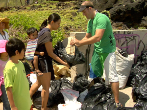 Earth Day is every day with Sustainable Coastlines Hawaiʻi