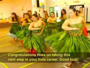 A New Hālau With a New Mele