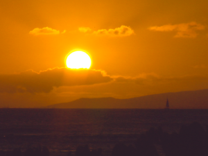 Kauwela: Changes Come With The Setting Of The Sun