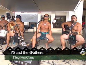 Pō & The 4Fathers- Kingdom Come