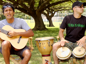"Music by Haumoana- ""Hapaʻo Tatou"""