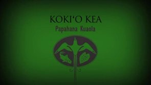 Kokiʻo Kea – Kapalikū Schirman