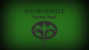 Maʻohauhele – Kapalikū Schirman
