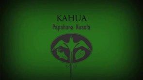 Kahua – Kīhei Nahale-a