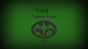 ʻOhe – Keoni Kuoha
