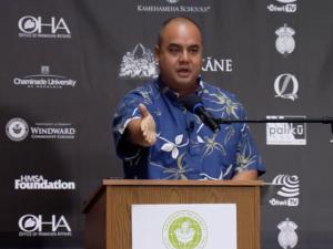 ʻAha Kāne 2012- Hiapokeikikāne Perreira Keynote
