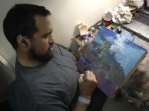 Huakaʻi Papahānaumokuākea 2012: Finding Inspiration – Solomon Enos