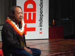 New Old Wisdom: Al Lagunero at #TEDxManoa
