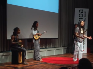The Poetry of Us: Kealoha at #TEDxManoa