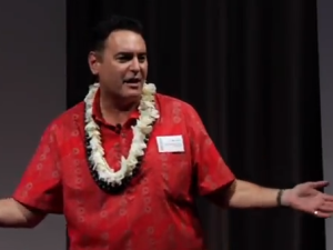 Balancing Cultural Consciousness and Robust Retail with Kamaʻāina Focus: Manu Boyd at #TEDxManoa