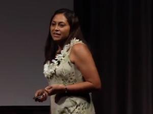 Eia Tita, Kou Kalipa: Waiʻaleʻale Sarsona at #TEDxManoa @KSNews