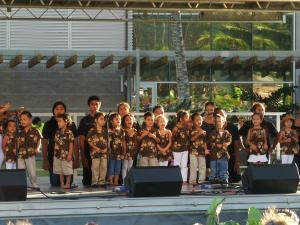 Hoʻomau 2013: Pūnana Leo o Koʻolauloa