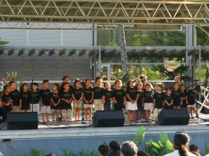 Hoʻomau 2013: Pūnana Leo o Waiʻanae