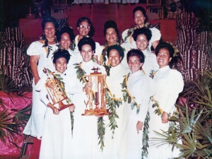 Merrie Monarch: Overall Pilina