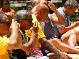 ʻAwa Ceremony at Palekai