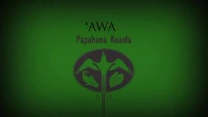 ʻAwa – Kealoha Domingo