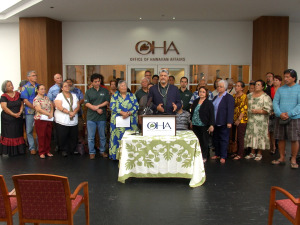 Announcement of Convention to Form the Hawaiian Nation