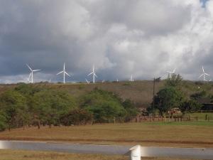 $90 Million Dollar Wind Farm Begins Construction 2015