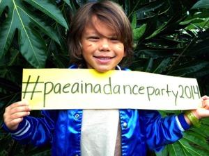 Paeʻāina Dance Party 2014