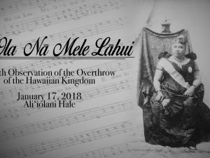 E Ola Nā Mele Lāhui