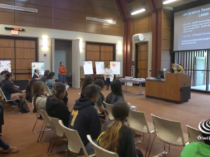 "Hawaiian Language College Holds a ""Teach in"""