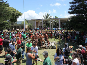 PHOTOS: Kū Kiaʻi Mauna – A Gathering at UH Mānoa
