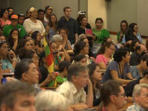 UH Hilo Board of Regents Meeting Testimonies – April 16, 2015