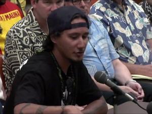 BLNR Meeting – July 10, 2015 – Testimonies