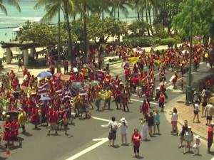 Aloha ʻĀina Unity March | Highlights