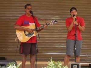 Aloha ʻĀina Unity March | Jon & Jamaica Osorio