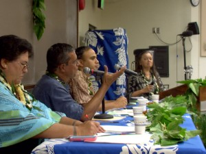 Panel Discussion On Kānaka Maoli Self-Governance | October 22, 2015