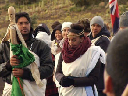 ʻO Lono ʻOe: Protectors Celebrate Makahiki on Maunakea