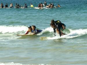 The Surfer Kids