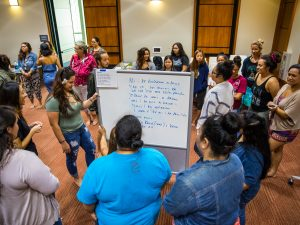 "Paio Kālaimanaʻo: Hawaiian Language College holds a second ""Teach-in"""