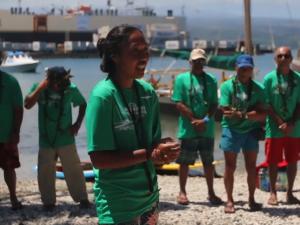 Worldwide Voyage | Hikianalia Departs for Tahiti