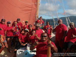 Homecoming Reflection with ʻĀina Paikai: WWV Leg 2 (Tahiti to Samoa)