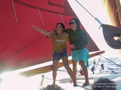 Homecoming Reflection with Maui Tauotaha: WWV Leg1 (Hawaiʻi to Tahiti)
