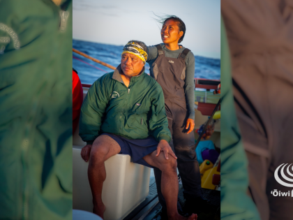 Homecoming Reflection with Kaipo Kīʻaha: WWV Leg 29B (Oʻahu to Hilo to Tahiti)